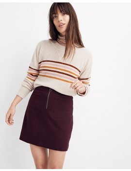 Fireside Mini Skirt by Madewell