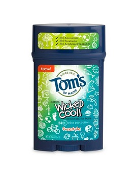 Tom's Of Maine® Wicked Cool! Freestyle Natural Deodorant Stick For Boys   2.25oz by Tom's Of Maine