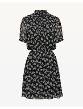 Ditsy Falling Azalea Flirty Dress by Juicy Couture