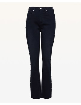 Studded Denim Skinny Jean by Juicy Couture