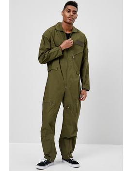 Rothco Utility Jumpsuit by Forever 21
