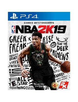 Play Station 4 by Nba 2 K19