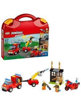 Lego® Juniors Fire Patrol Suitcase 10740 by Lego