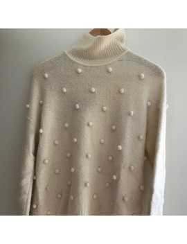 Madewell Pom Pom Turtleneck Preowned/Used by Madewell