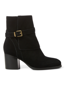 Gilda Suede Boot by Ralph Lauren