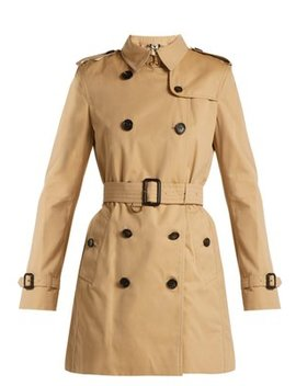 Kensington Cotton Gabardine Trench Coat by Matches Fashion