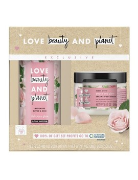 Love Beauty & Planet Bath And Body Gift Sets by Love Beauty & Planet