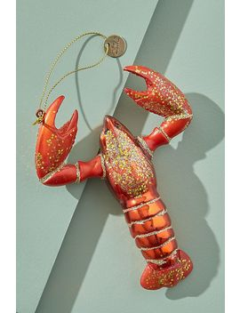 Lobster Ornament by Anthropologie