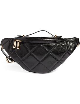 Quilted Faux Leather Belt Bag by Bp.