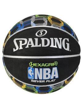 """Spalding Nba Hexa Grip Never Flat 29.5"""" Basketball by Spalding"""