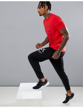 Calvin Klein Performance Cuffed Logo Joggers by Calvin Klein