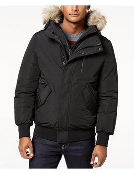 Men's Alternative Parka by Calvin Klein