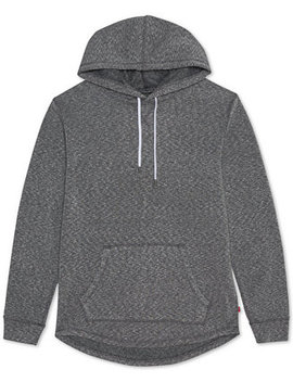 Men's Cash Textured Fleece Hoodie by Levi's