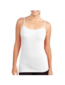 Faded Glory Women's Essential Knit Layering Cami by Faded Glory