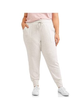 Women's Plus Size Active Soft Jogger by Athletic Works