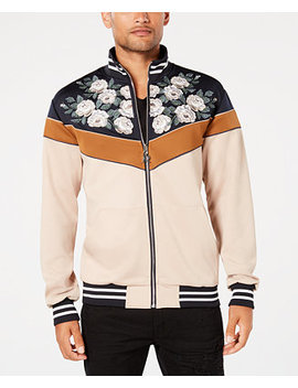 Men's Jardin Track Jacket by Reason