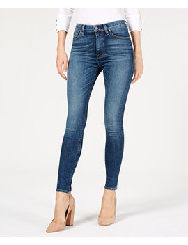 Barbara High Waisted Super Skinny Ankle Jean by Hudson Jeans