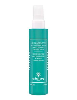 White Ginger Contouring Oil For Legs by Sisley Paris
