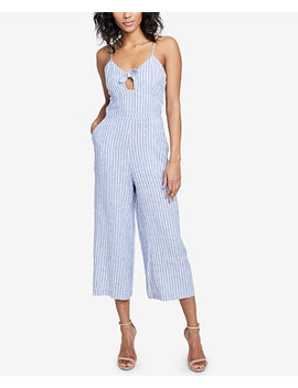 Cropped Cutout Jumpsuit, Created For Macy's by Rachel Rachel Roy
