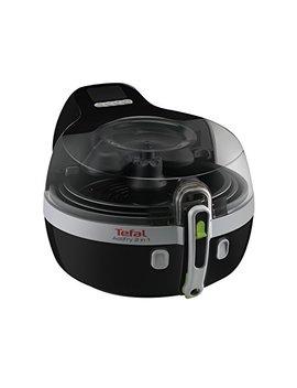 Tefal Yv960140 Acti Fry 2 In 1 Air Fryer, 1.5 Kg Capacity, 2 Cooking Zones, Black by Tefal