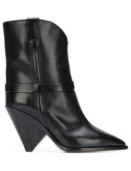 Pointed Toe Boots by Isabel Marant
