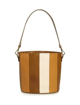 The Eaton Two In One Leather Shoulder Bag by Madewell
