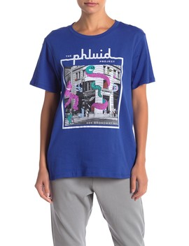 Store Graphic Tee by The Phluid Project