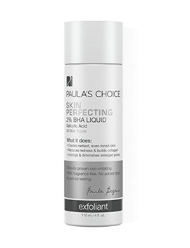 Paula's Choice Skin Perfecting 2 Percents Bha Liquid | Fights Breakouts & Blackheads | Fast Absorbing, Leave On & Unfragranced | For Acne Prone Skin, Combination Skin & Oily Skin | Anti Inflammatory Face Exfoliator 118ml by Paula's Choice