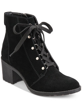 Kimbree Booties by Anne Klein