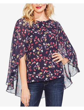 Twilight Flutter Sleeve Top by Vince Camuto
