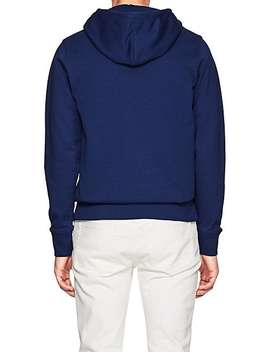 Ditch Miller Cotton Terry Hoodie by Saturdays Nyc