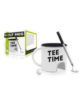 Tee Time Golf Mug   Npw by Npw