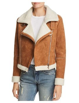 Quincy Faux Shearling Jacket by Astr The Label