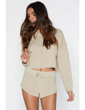 Warm Heart Sweater And Shorts Set by Nasty Gal