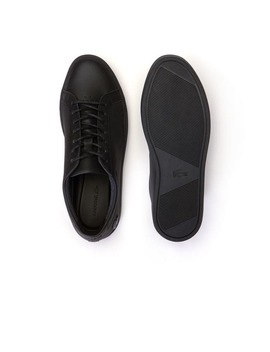 Men's L.12.12 Premium Leather Trainers by Lacoste