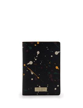 West 57th Splatter Paint Passport Cover by Henri Bendel