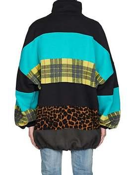 Mixed Media Oversized Sweatshirt by Balenciaga