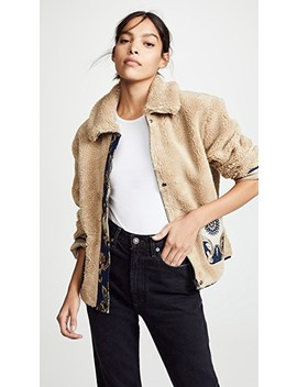 Teddy Bomber by Moon River