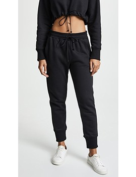 Fluster Cropped Haze Joggers by Koral Activewear