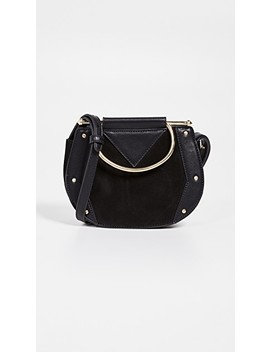 Chesham Mini Round Crossbody Bag by Sam Edelman
