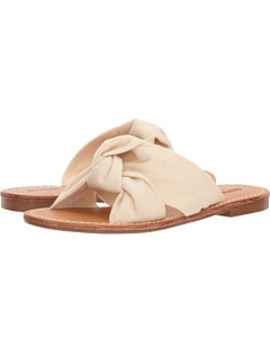 Knotted Slide Sandal by Soludos