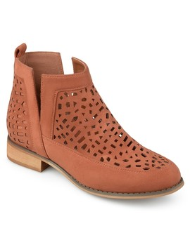 Journee Collection Harrow Women's Ankle Boots by Kohl's
