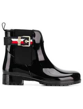 Pvc Ankle Boots by Tommy Hilfiger