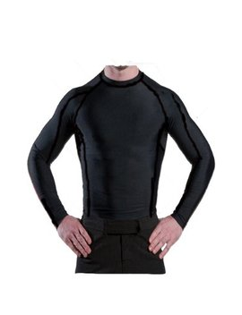 Men's Compression Shirt Long Sleeve by Epic Mma Gear