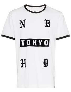 X Neighborhood Logo T Shirt by Adidas