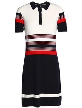 Color Block Merino Wool Shirt Dress by Rag & Bone