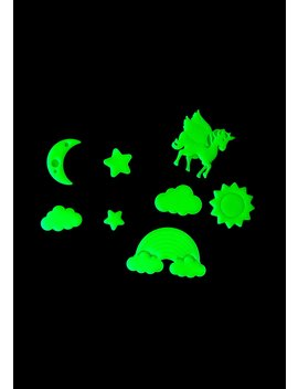 Land Of Dreams Glow In The Dark Decals by Sunny Life