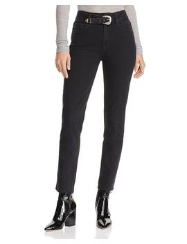 Hoxton Ankle Slim Jeans In Riot by Paige