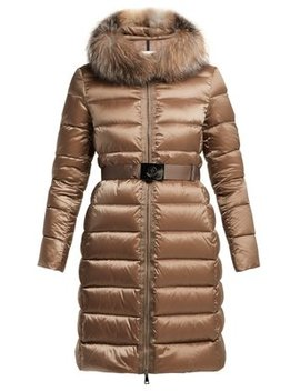 Tinuviel Quilted Down Coat by Matches Fashion