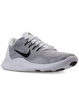 Men's Flex Run 2018 Running Sneakers From Finish Line by Nike